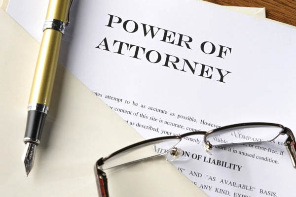 Old Power Of Attorney | Power Of Attorney Lawyer